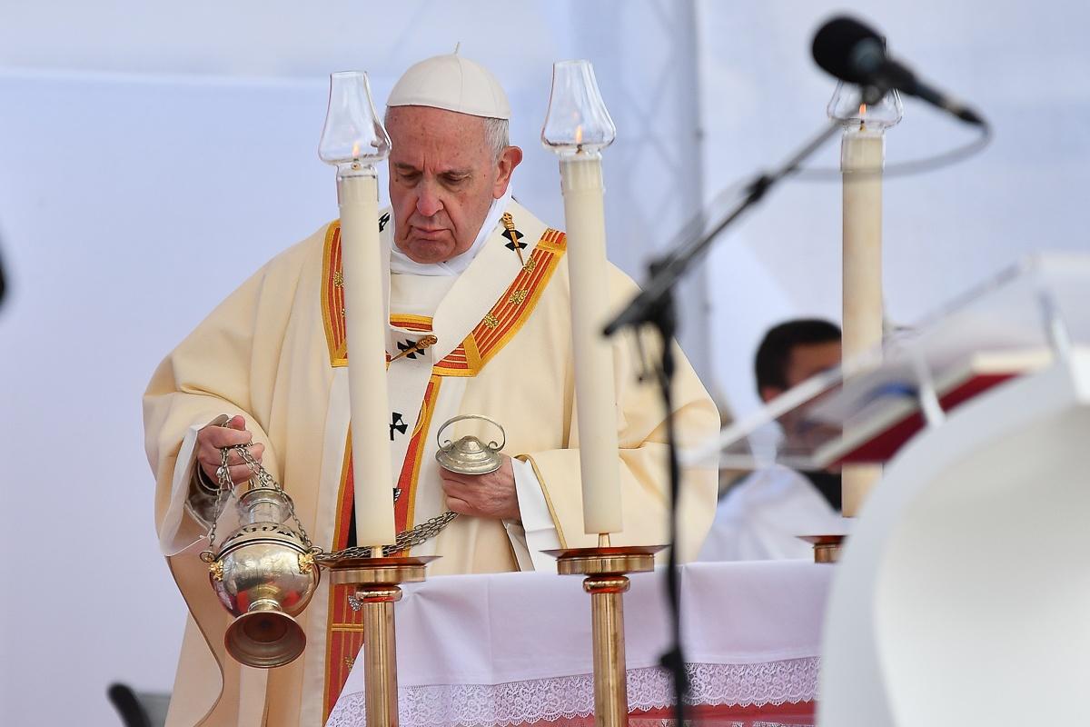Политичарите на литургијата на папата Франциск